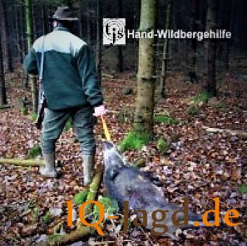 Hand-Wildbergehilfe XXL