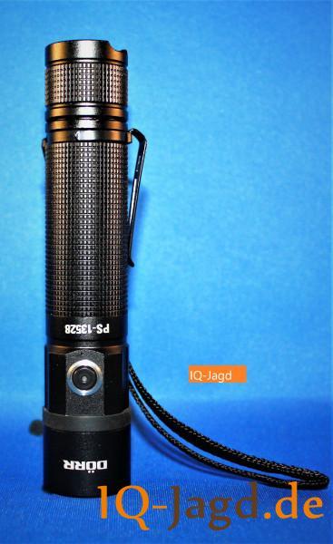 DÖRR Taschenlampe Premium Steel PS-13528