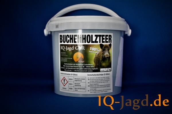 IQ-Jagd-Buchenholzteer 2,5 kg im Eimer