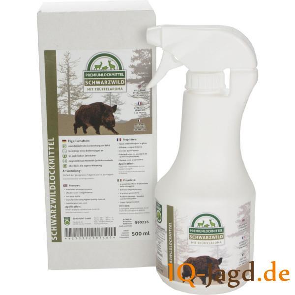 Schwarzwildlockmittel mit Trüffel (500 ml)