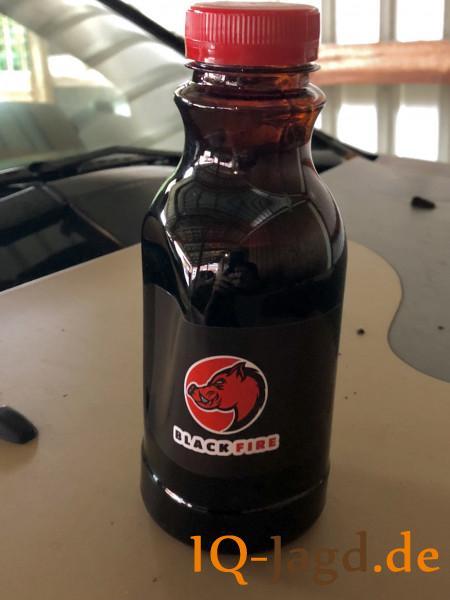 BLACK FIRE 6 Flaschen a 500 gr.