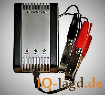 Ladegerät, Automatik-Lader 6-12V Batterien