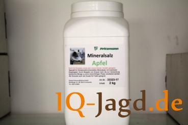 Mineralsalz Apfel 2 kg