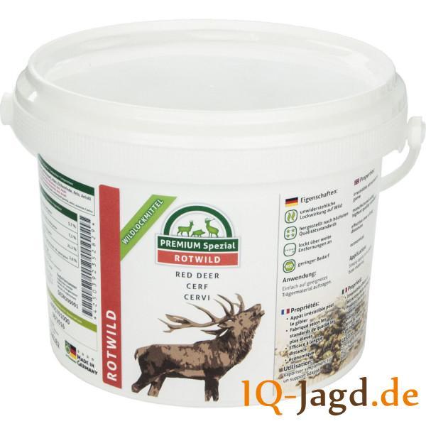 Wildlockmittel PREMIUM Spezial Rotwild