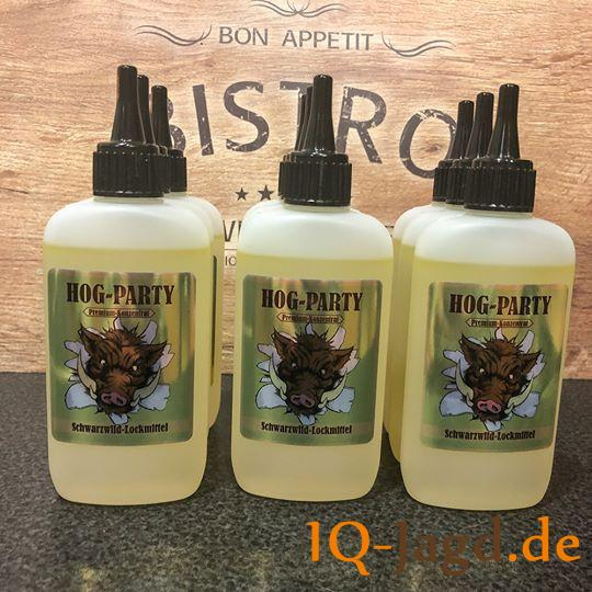 Hog Party Schwarzwild Lockmittel 100ml
