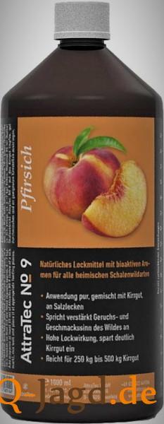 AttraTec No 9 Pfirsich