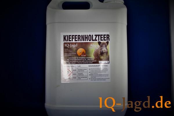 IQ-Jagd Kiefernholzteer 5kg
