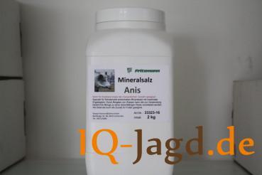 Mineralsalz Anis 2 kg