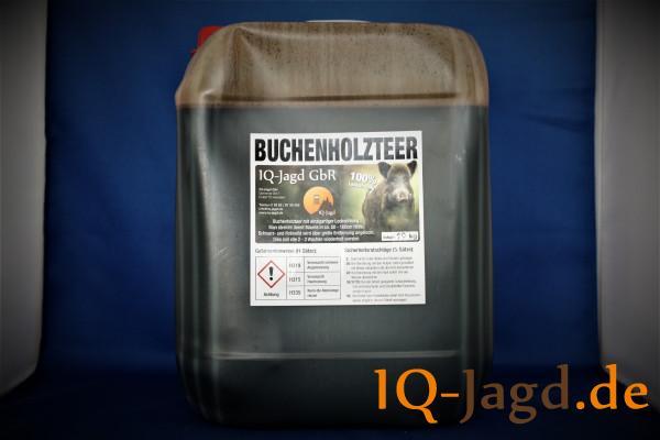 IQ-Jagd-Buchenholzteer 10 kg im Kanister