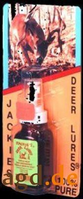 Lockmittel für Rehe - Jackie Triple Heat Bock