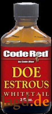 Lockmittel für Rehe - Code Red Bock