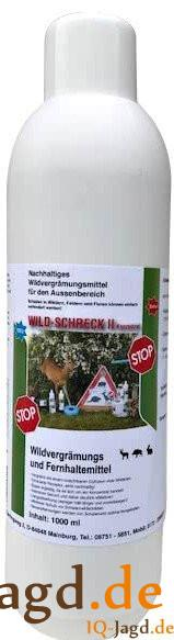 Wildschreck II 1Liter