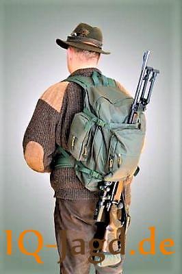 Hubertus Bergrucksack mit Gewehrhalter (abnehmbar)