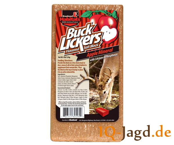 Buck Lickers Apple Mineral