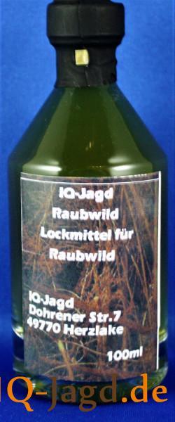 IQ-Jagd Raubwild 100ml