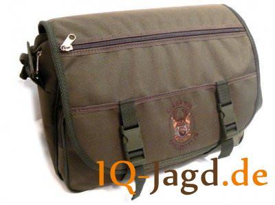 Hubertus Jagdtasche mit Sitzkissen