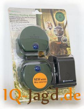 Wireless Hunting Alarm 2 Sensor