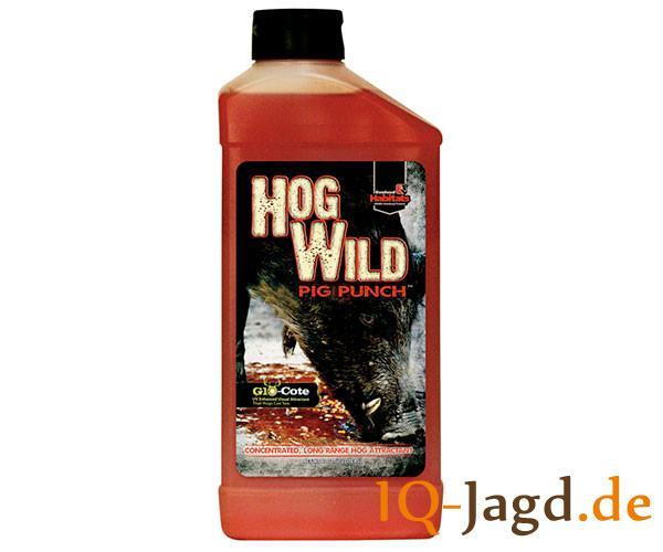 Hog Wild Pig Punsch