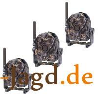 Dörr HA-150S Funk-Sender-Ergänzungsset (3-er-Set)