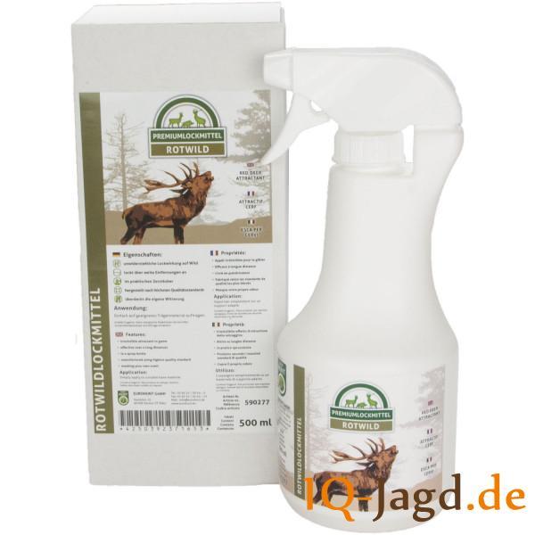 Rotwildlockmittel (500 ml)